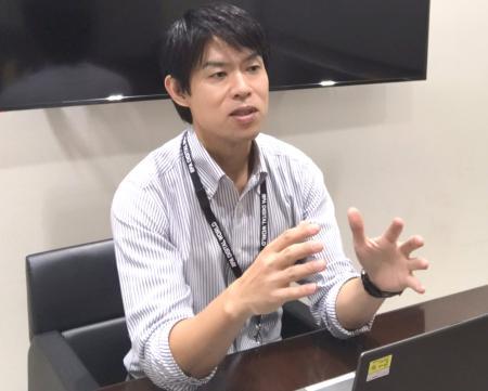 日研トータルソーシング インタビュー